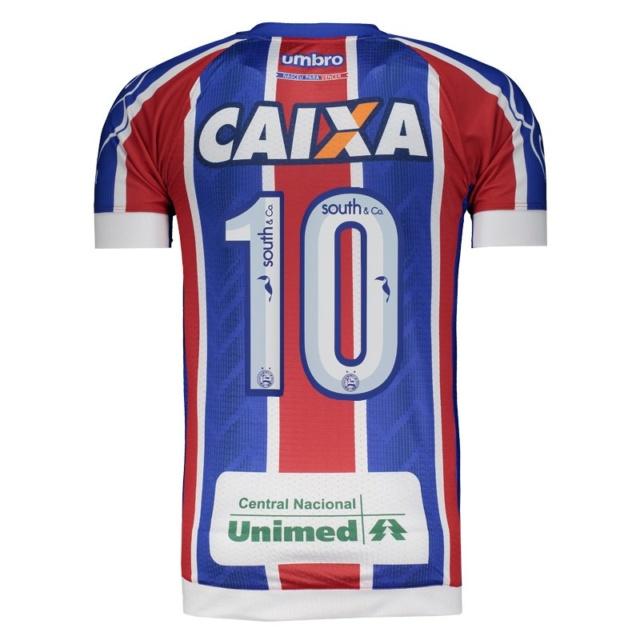 ... Camisa Umbro Bahia Away Jogador II 2017-2018 d3d1212c211d4
