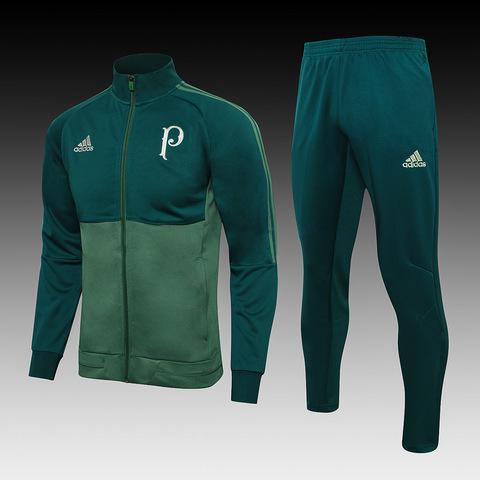 6dcedf8dc89eb Conjunto Pré Treino Agasalho Adidas Palmeiras 2018