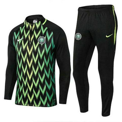8f5ca4e1f8f98 Conjunto Agasalho de Treino Nike Seleção Nigéria Copa do Mundo 2018