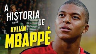 A_história de Mbappé