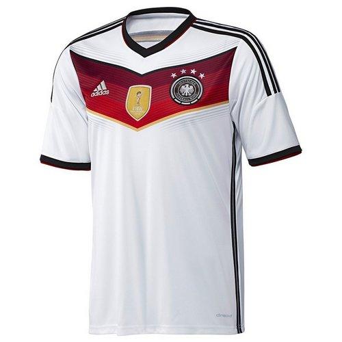 Camisa Adidas Seleção da Alemanha 2014 Home Oficial I Jogador 4 Estrelas 0f3047fb80a27