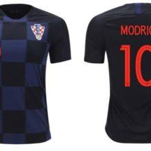 5f1bdb6c0 Camisa Croácia 2018-19 Oficial Nike Away (Uniforme 2)