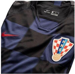 Camisa Croácia 2018-19 Oficial Nike Away (Uniforme 2) 65c041db92bf0