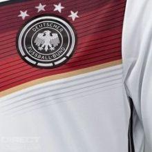 Camisa Adidas Seleção da Alemanha 2014 Home I Jogador 4 Estrelas
