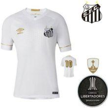 Camisa Santos Umbro 2018-19 Home Uniforme 1