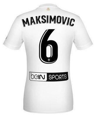 Camisa Valencia Adidas Oficial 2018-19 Home I Jogador (Uniforme 1) dd90df058fcec