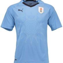Camisa Puma Seleção do Uruguai 2018 Home I Jogador