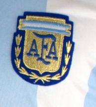 Camisa Retro Seleção Argentina Le Coq Sportif Copa do Mundo 1986 0d95057efe199