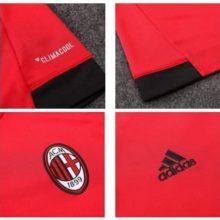 Conjunto de Frio do Milan Adidas Agasalho 2017-2018 II