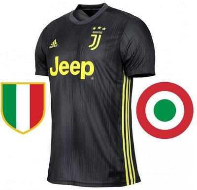 Camisa Juventus Adidas Oficial 2018-19 Third III Jogador (Uniforme 3) 9cce07cb9c3e4