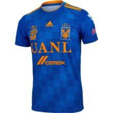 Camisa Tigres UANL Adidas Oficial 2018-19 Away II (Uniforme 2)