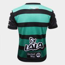 Camisa Santos Laguna Charly Oficial 2018-19 Away II (Uniforme 2)