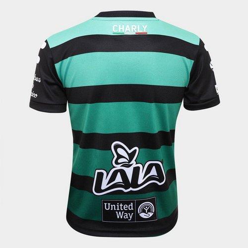 Camisa Santos Laguna Charly Oficial 2018-19 Away II (Uniforme 2) 87a460d820598