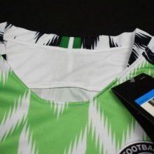 Camisa Seleção Nigéria Nike Copa do Mundo 2018 I Home