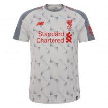 Camisa Liverpool New Balance 2018-19 Third III Jogador (Uniforme 3)