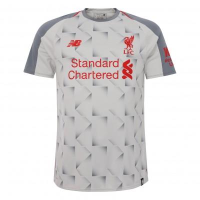 Camisa Liverpool New Balance Oficial 2018-19 Third III Jogador (Uniforme 3) dc49711563007