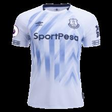 3rd Camisa Everton 2018 2019 Umbro Third (Uniforme 3)