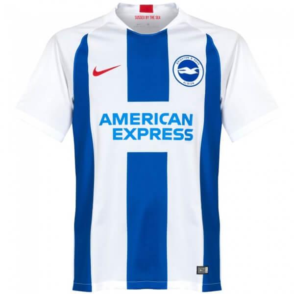 afab6b70c8 Camisa Brighton   Hove Albion 18 19 Nike Home (Uniforme 1)