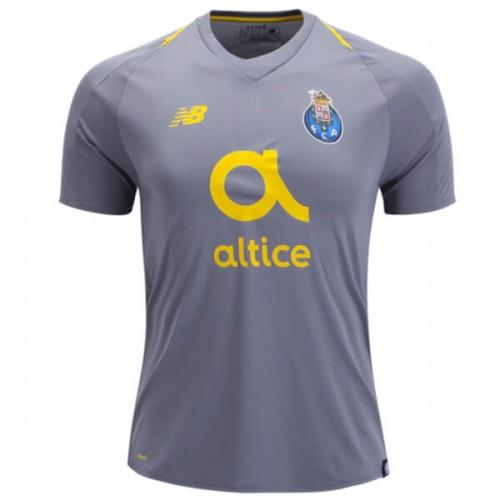 Camisa FC Porto Away 2018-2019 II Cinza New Balance Jogador 2af73ea5130ef