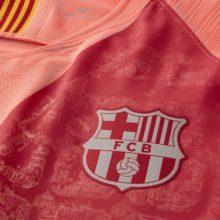 Camisa Barcelona 2018-19 VaporKnit (Third-Uniforme 3) – Jogador