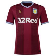 Camisa Aston Villa 2018 2019 Home (Uniforme 1)