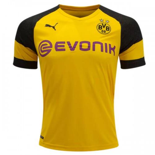Camisa Borussia Dortmund 2018 2019 Home (Uniforme 1) 246c561690831