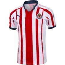Camisa Chivas Guadalajara 2018 2019 Home (Uniforme 1)