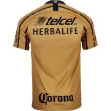 Camisa Pumas UNAM 2018 2019 Away (Uniforme 2)