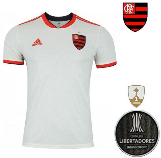 7b5459112b Camisa Flamengo 2018 Away (Uniforme 2)