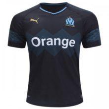 Camisa Olympique de Marseille 2018 2019 Away (Uniforme 2)