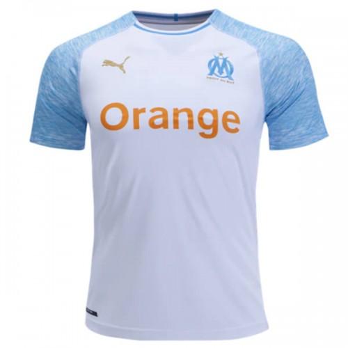 90640d562 Camisa Olympique de Marseille 2018 2019 Home (Uniforme 1)