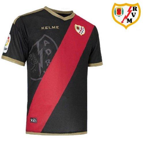 Camisa Rayo Vallecano 2018 2019 Away (Uniforme 2) 39fce35c3fd98