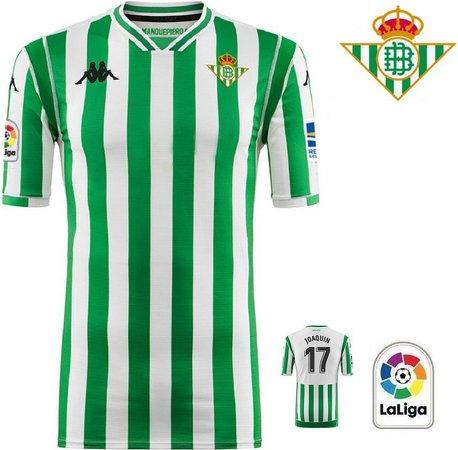 Camisa Real Betis 2018 2019 Home (Uniforme 1) cf48301c73cac