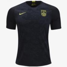 Camisa Seleção China Preta 2018 2019 Away (Uniforme 2) Dragon Black