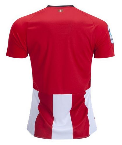 Camisa Athletic Bilbao 2018 2019 Home (Uniforme 1) 89045471f38d4