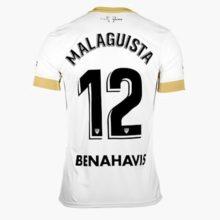 3rd Camisa Malaga 2018 2019 Third (Uniforme 3)