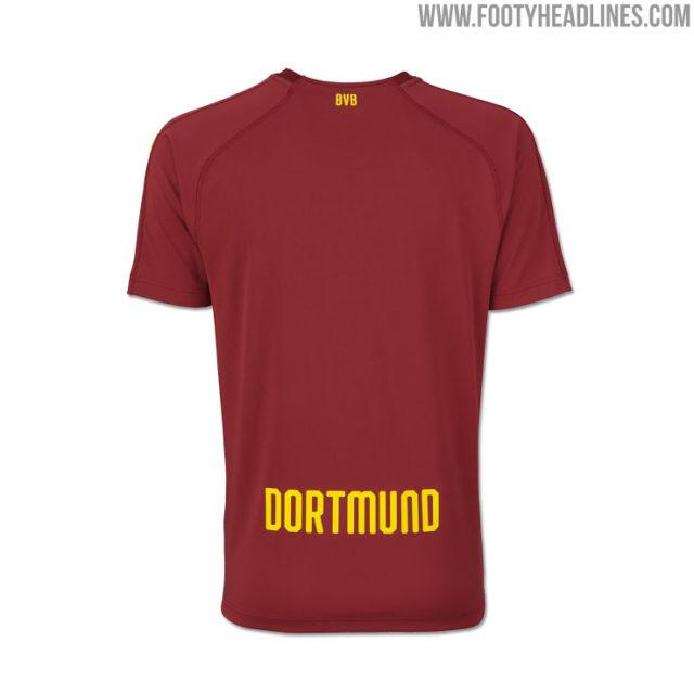 3rd Camisa Borussia Dortmund 2018 2019 Third (Uniforme 3) 4b94a57ea1b9a