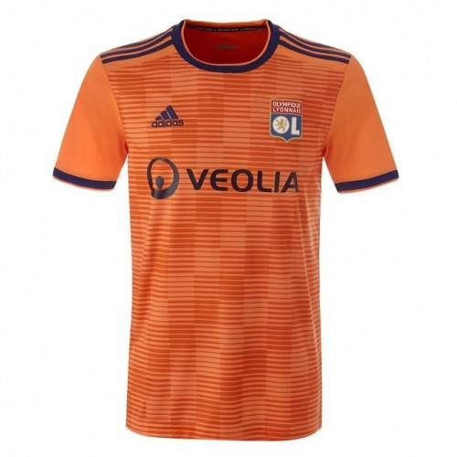 6ada22150a 3rd Camisa Lyon 2018 2019 Third (Uniforme 3)
