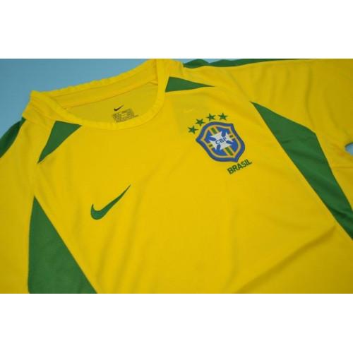 ... Camisa Brasil 2002 Copa Do Mundo ... 88c494bd2b133