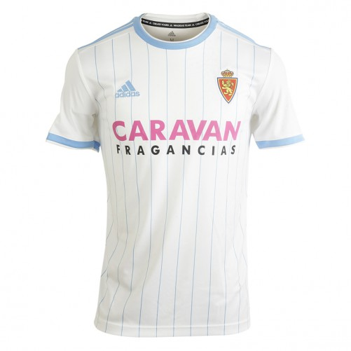 Camisa Real Zaragoza 2018 2019 Home (Uniforme 1) 50270be154918