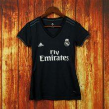 Camisa Real Madrid 2018-2019 (Away – Uniforme 2) – Feminina