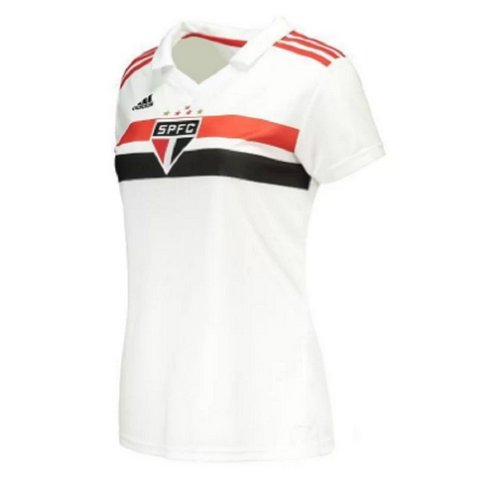 6a424690d04 ... Camisa São Paulo 2018-2019 (Home-Uniforme 1) – Feminina ...