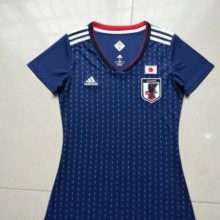 Camisa Japão 2018 2019 (Home – Uniforme 1) – Feminina