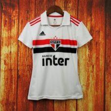 Camisa São Paulo 2018-2019 (Home-Uniforme 1) – Feminina