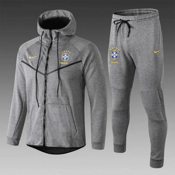 b27d792b9c Conjunto Moleton Seleção Brasileira CBF Nike 2019 2020