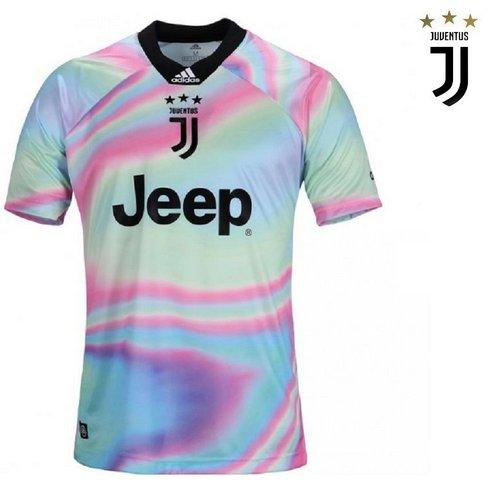 9c83bd95b5 Camisa Juventus EA Sports 2018 2019 Adidas