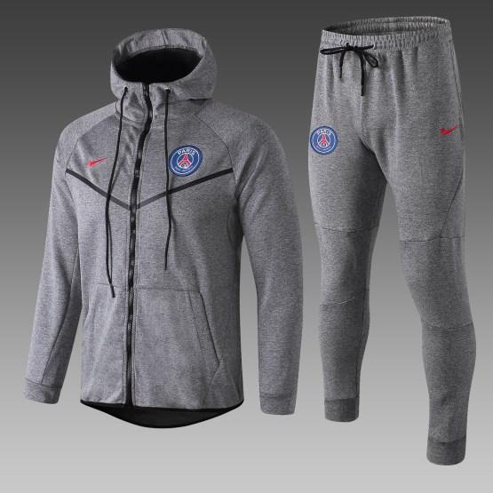 the latest acb29 77efb Conjunto Moletom PSG ( Paris Saint-Germain ) Nike 2019 2020
