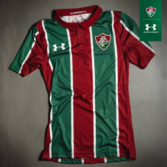 bf8215dae7 Camisa Fluminense Under Armour 2019 Home (Uniforme 1)
