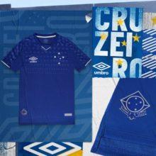 Camisa Cruzeiro 2019/20 Home (Uniforme 1)