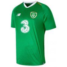 Camisa New Balance Irlanda 2018 2019 Home (Uniforme 1)